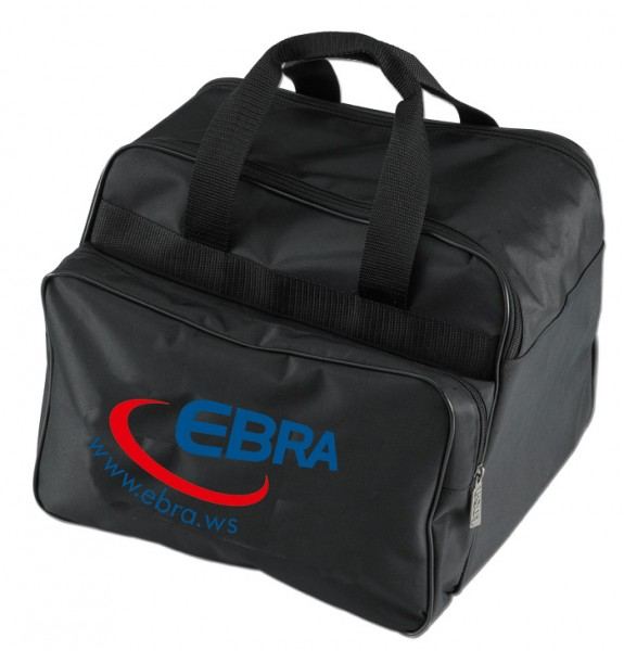 EBRA Eisstock-Tragetasche T4 schwarz