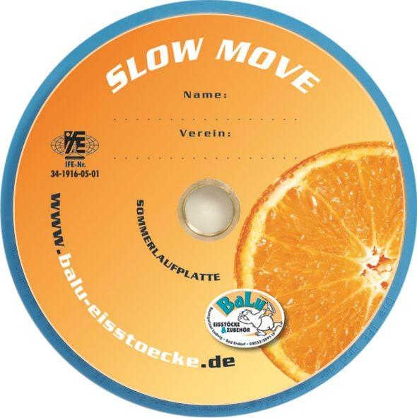 eisstock24 BaLu Slow Move Sommerlaufsohle SLS