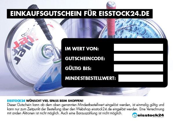 eisstock24 Gutschein Eisstoecke