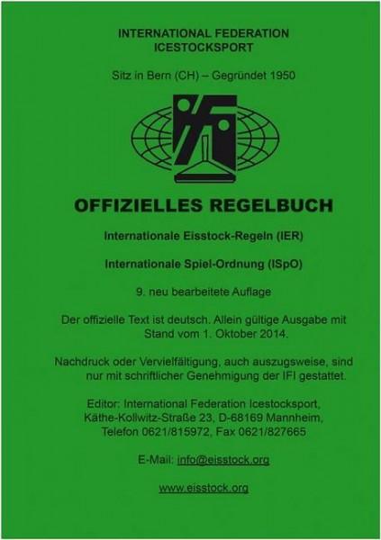 Regelbuch 2014 IER ISPO