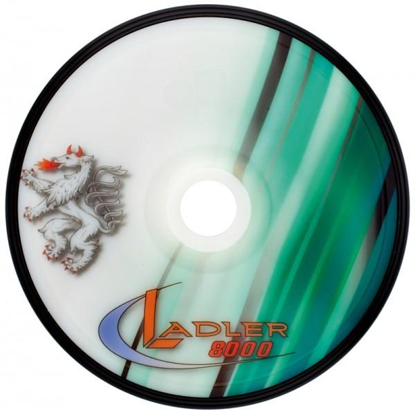 eisstock24 LADLER 8000 Eisstock Stockkörper Design Farbe 829