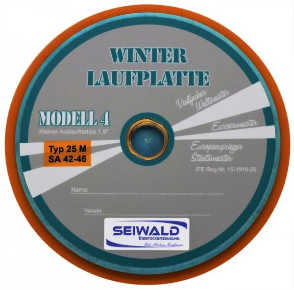 Seiwald Winterlaufplatte Modell 4