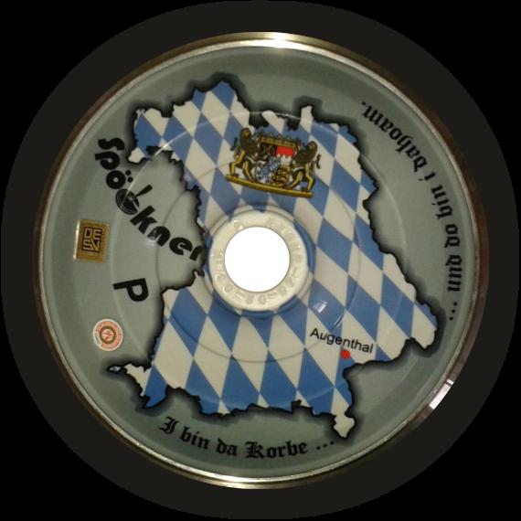 Eisstock24 Spoeckner Stockkörper Heimat Bayern