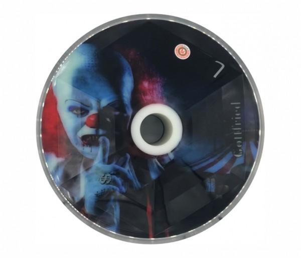 eisstock24 Gottfried Stockkoerper Eisstock EVO 1 Design Clown ES Zelt