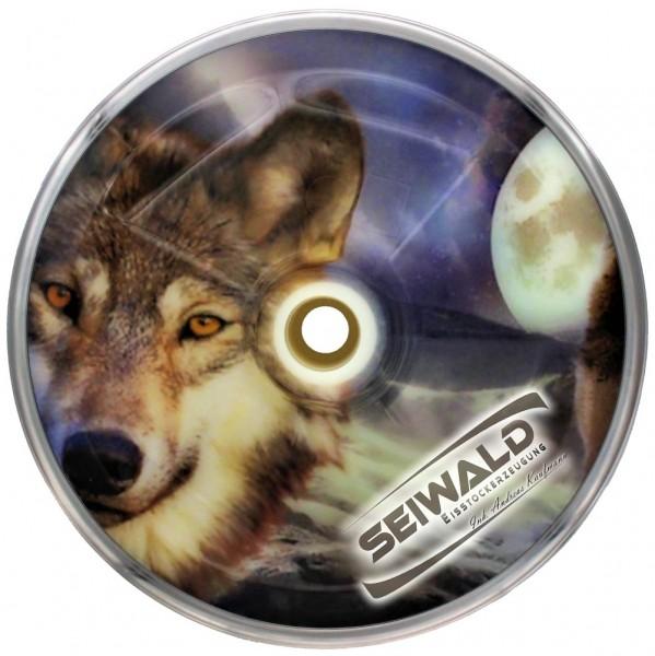 eisstock24 SEIWALD Mythos Sonderdesign Moonwolf