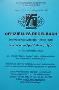 IFI Regelbuch 2018 IER ISPO