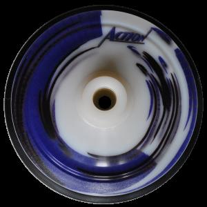 Eisstock SEIWALD Action blau (schwarzer Ring)