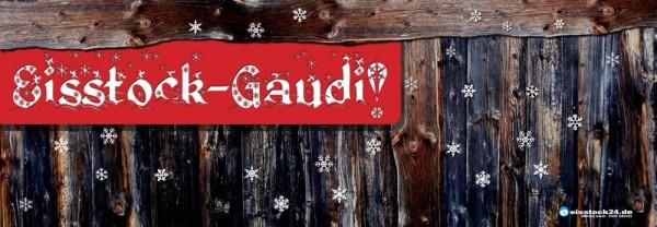 Eisstock-Gaudi Winter-Banner 1