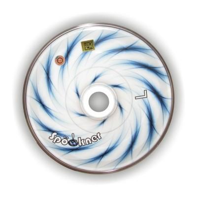 Eisstock24 Spoeckner Stockkörper Kreisel blau