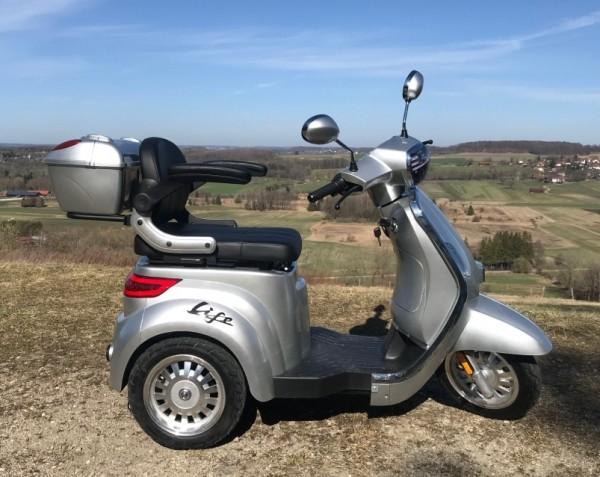wheels4freaks TINBOT LIFE Seniorenfahrzeug