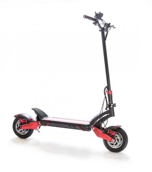 wheels4freaks IC Q5 Kickscooter elektroscooter 001