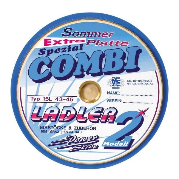 eisstock24 LADLER Combi-Platte 2 Extra