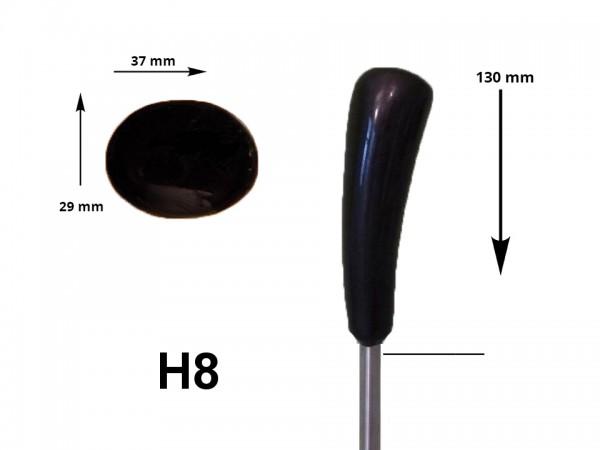 eisstock24 HAIN-Eisstockstiel Griffstück Griffnummer H8