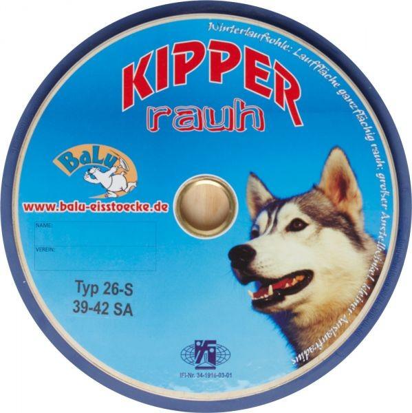 Winterlaufsohle BaLu Kipper Rauh