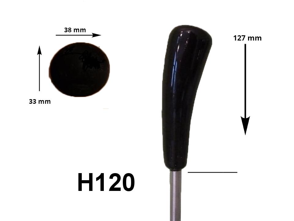 HAIN-Eisstockstiel H120