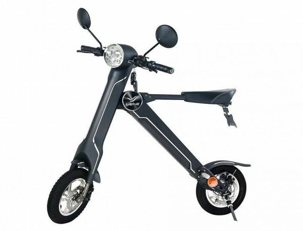 wheels4freaks Lehe K1 mofa Plus schwarz
