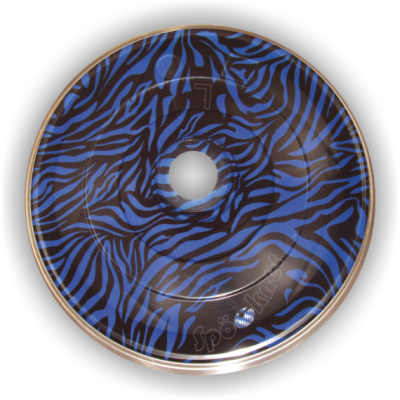 eisstock24 Spöckner Safari (blau) Eisstock Stockkörper
