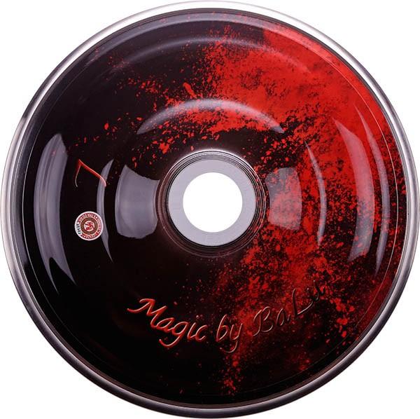 eisstock24 BaLu RED POWDER Eisstock Stockkörper Magic