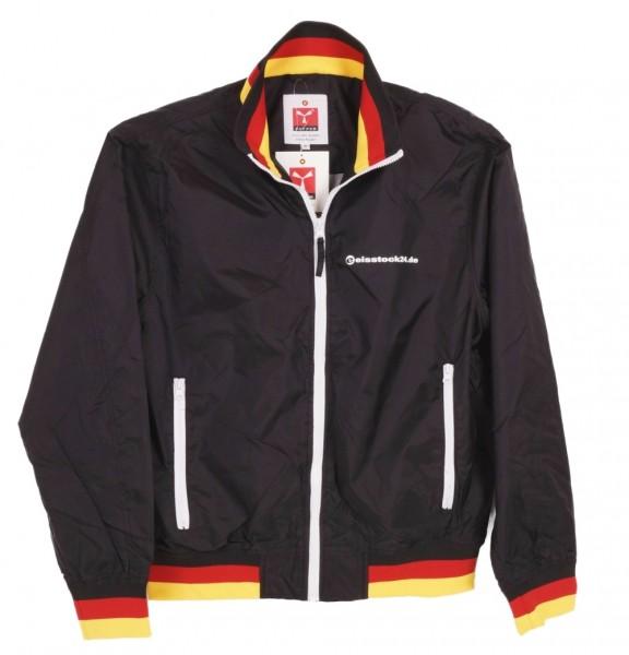 eisstock24 Fan-Jacke Deutschland / Germany United vorne