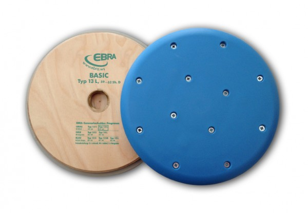 EBRA Basic Sommerlaufsohle geschraubt