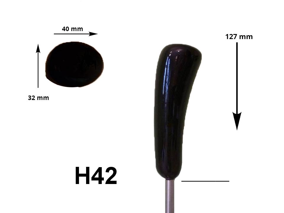 HAIN-Eisstockstiel H42
