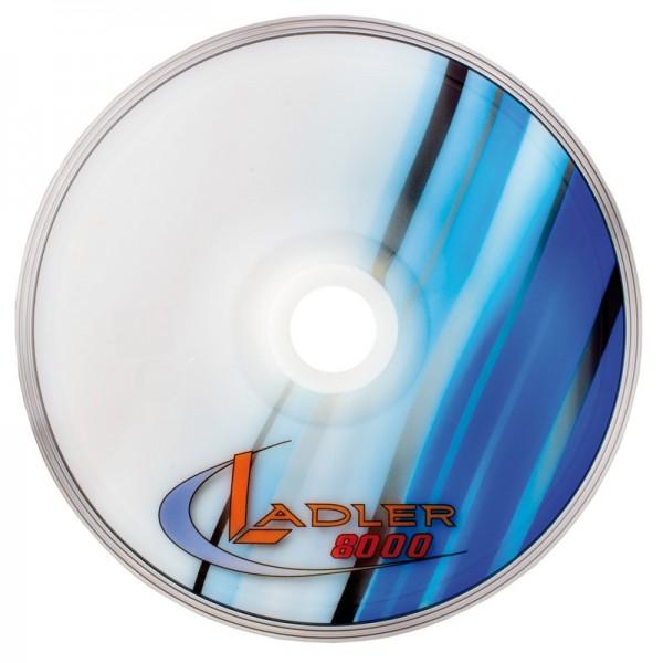 eisstock24 LADLER 8000 Eisstock Stockkörper Design Farbe 828