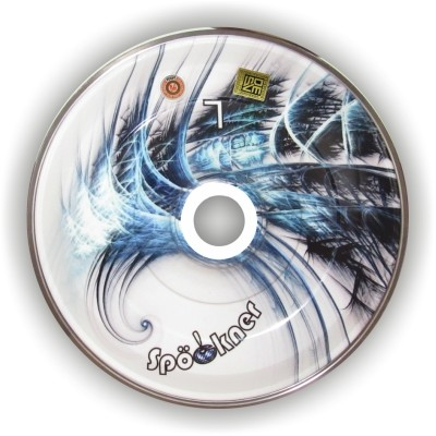 eisstock24 Spöckner Favorit blau weissEisstock Stockkörper