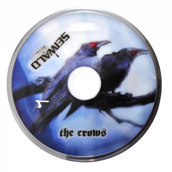 eisstock24 SEIWALD Mythos Sonderdesign The Crows