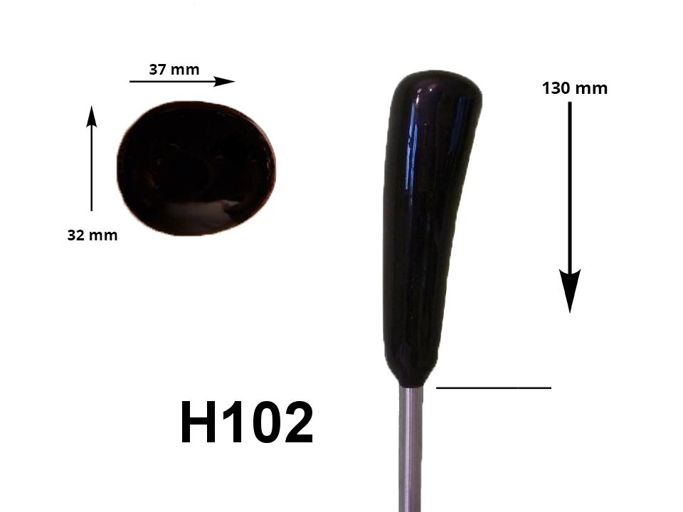 HAIN-Eisstockstiel H102