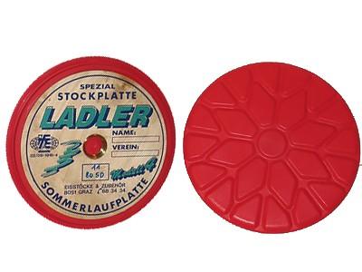 LADLER Rote Profilplatte