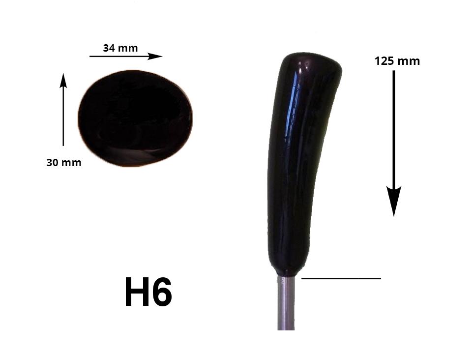 HAIN-Eisstockstiel H6