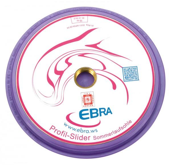 EBRA Profil-Slider Typ 16 Sommerlaufsohle