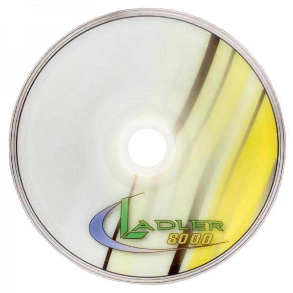 eisstock24 LADLER 8000 Eisstock Stockkörper Design Farbe 827