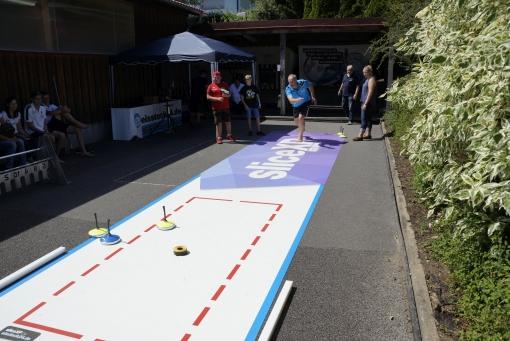 sliceXP Eisstockbahn von eisstock24