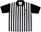 eisstock24 Eisstock Schiedsrichet Poloshirt kurzarm