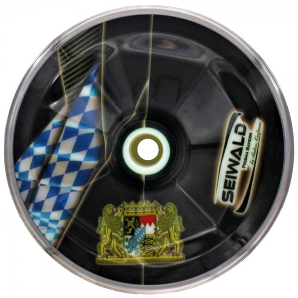 eisstock24 SEIWALD Sonderdesign PRISMA 2020 Bayern Eisstock Stockkörper Mythos