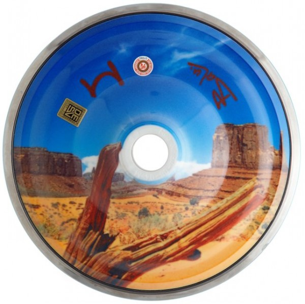 eisstock24 BaLu Eisstock Monument Valley