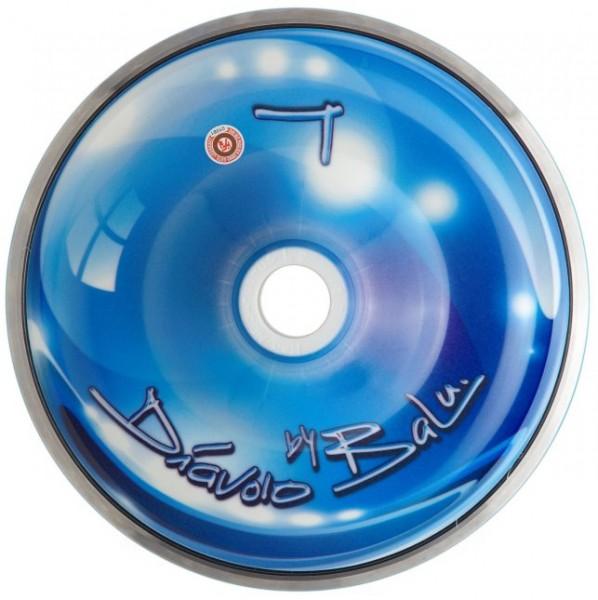 eisstock24 BaLu Eisstock Stockkörper Crystal Ball