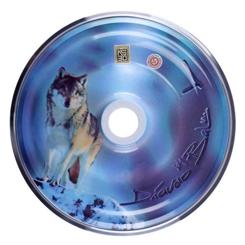 eisstock24 BaLu Eisstock Stockkörper Polarfuchs