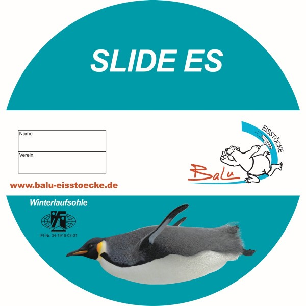 eisstock24 Winterlaufsohle BaLu Speed Slide