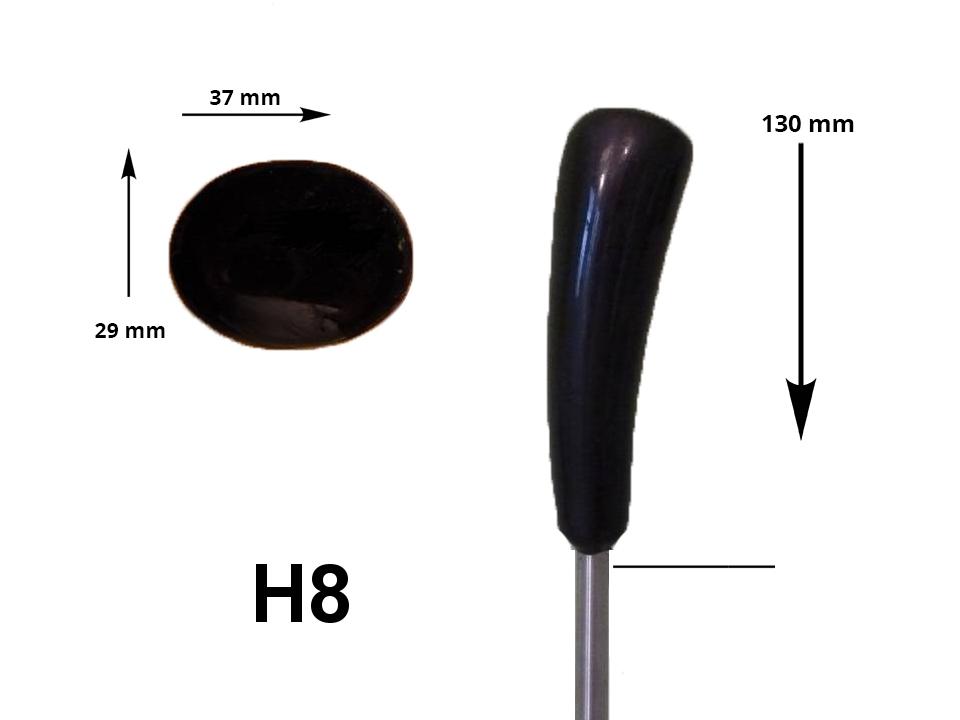 HAIN-Eisstockstiel H8