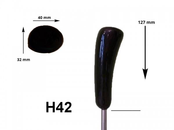 eisstock24 HAIN-Eisstockstiel Griffstück Griffnummer H42