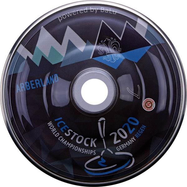 eisstock24 BaLu WM 2020 Weltmeisterschaft Eisstock Stockkörper Magic