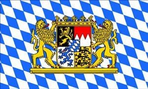 eisstock24 Bayern-Fahne 150x90
