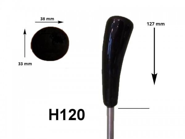 eisstock24 HAIN-Eisstockstiel Griffstück Griffnummer H120