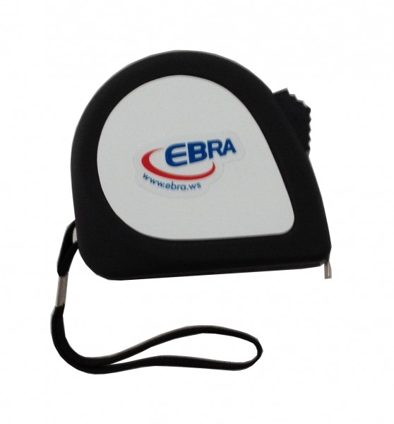 EBRA Eisstock Stocksport Massband 5m
