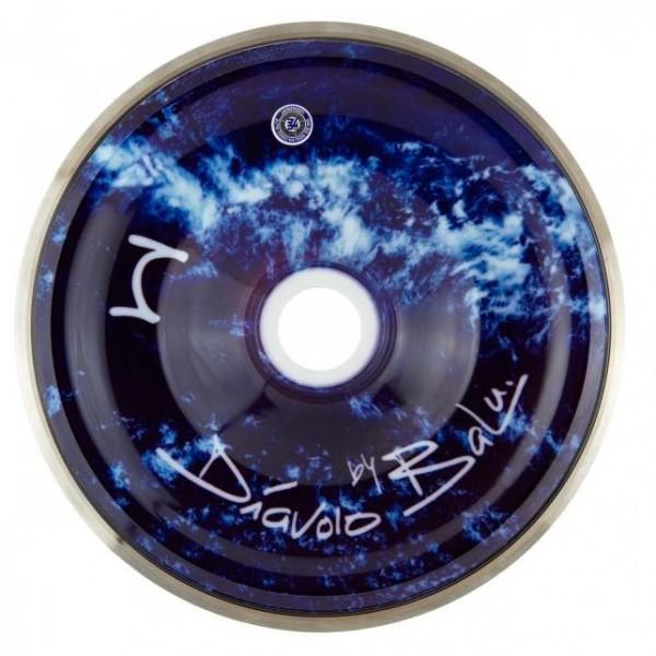 eisstock24 BaLu Eisstock Stockkörper Deep Blue