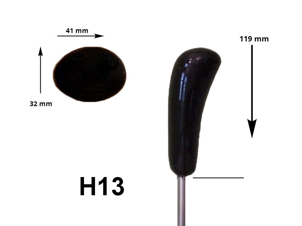 HAIN-Eisstockstiel H13