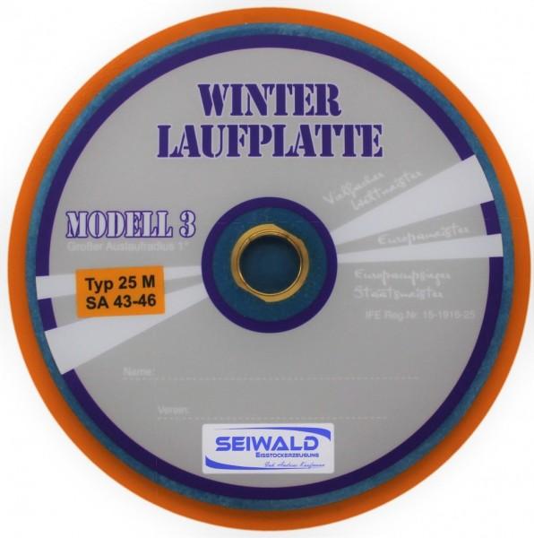 Seiwald Winterlaufplatte Modell 3