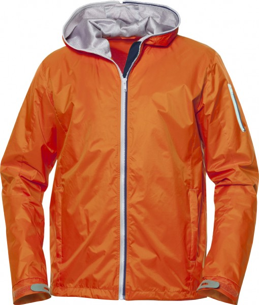 SEABROOK Ladies Jacket - blutorange / eisstock24